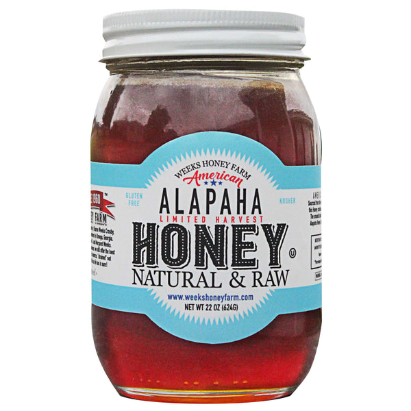 Alapaha Honey is a Delight From the Dark Waters of South Georgia, USA