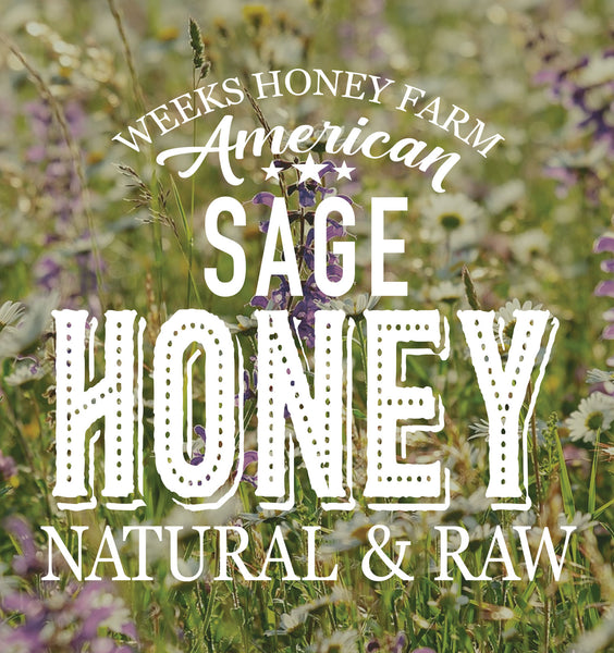 The Beauty of Weeks Rare American Sage Honey