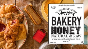 Weeks Honey Farm; American Bakery Honey; Gallon - Weeks Honey Farm, Inc.