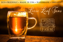 Load image into Gallery viewer, Anxiety Relief Tea +FREE Ceylon Cinnamon presented by Crosby Family Farm; 1.3 Ounces