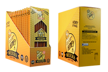 Load image into Gallery viewer, 24 Pack of Weeks Honey Farm; Orange Blossom Honey Straws; 12 Count - Weeks Honey Farm, Inc.