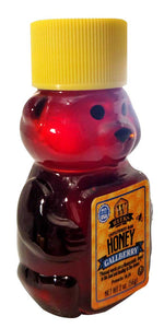 50 Pack of Weeks Honey Farm; Gallberry Bear; 2 Ounce - Weeks Honey Farm, Inc.