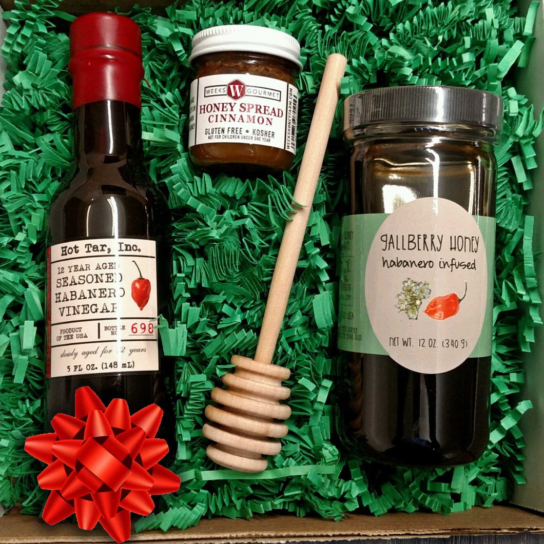 Sweet and Spicy Gift Box