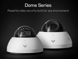 Verkada - CD31 (2MP) Intelligent Video Analytics Indoor Dome Camera 1 Year License included.
