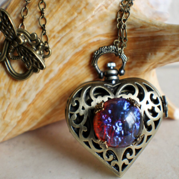 Pocket Watch Pendants