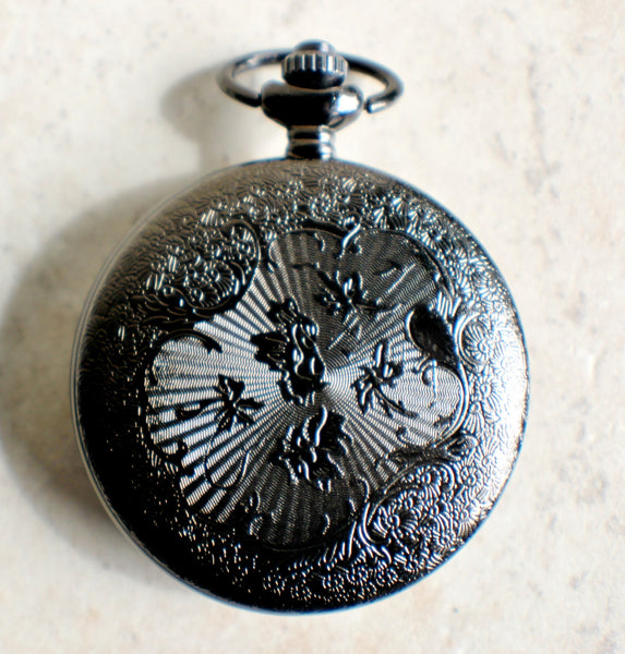 Mermaid battery operated pocket watch. - Char's Favorite Things - 5