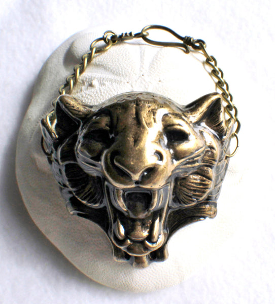 Lion Bracelet, Lion with Wings Bracelet in Bronze - Char's Favorite Things - 5