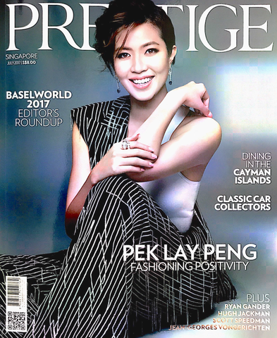 Pek Lay Peng Prestige interview