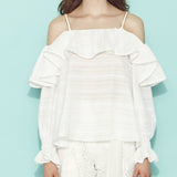 Polaris Top - White