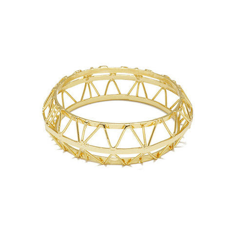 Tamri Bangle - Gold
