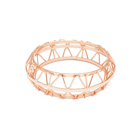 Tamri Bangle - Rose Gold
