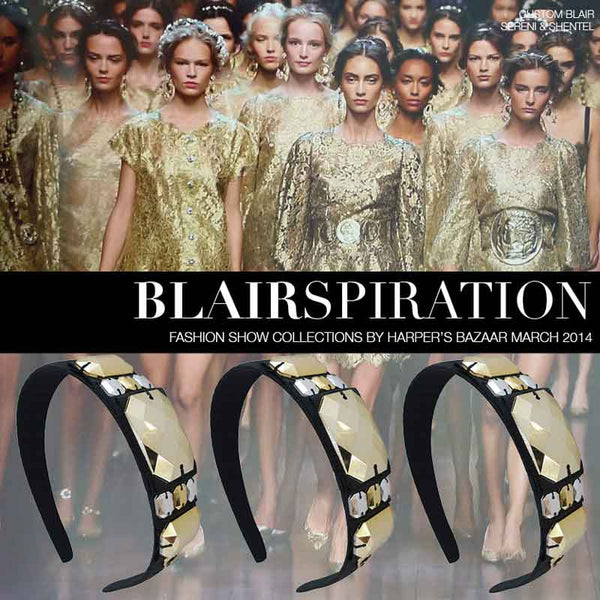 Blair Fashionshow Collection by Jeffrey Yan