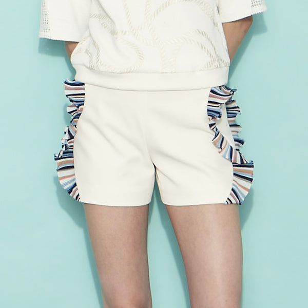 Siena Shorts - White