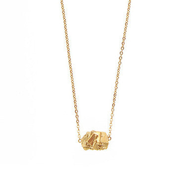 Jhana Necklace - Gold
