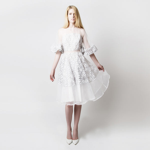 Rosalyn Organza Dress