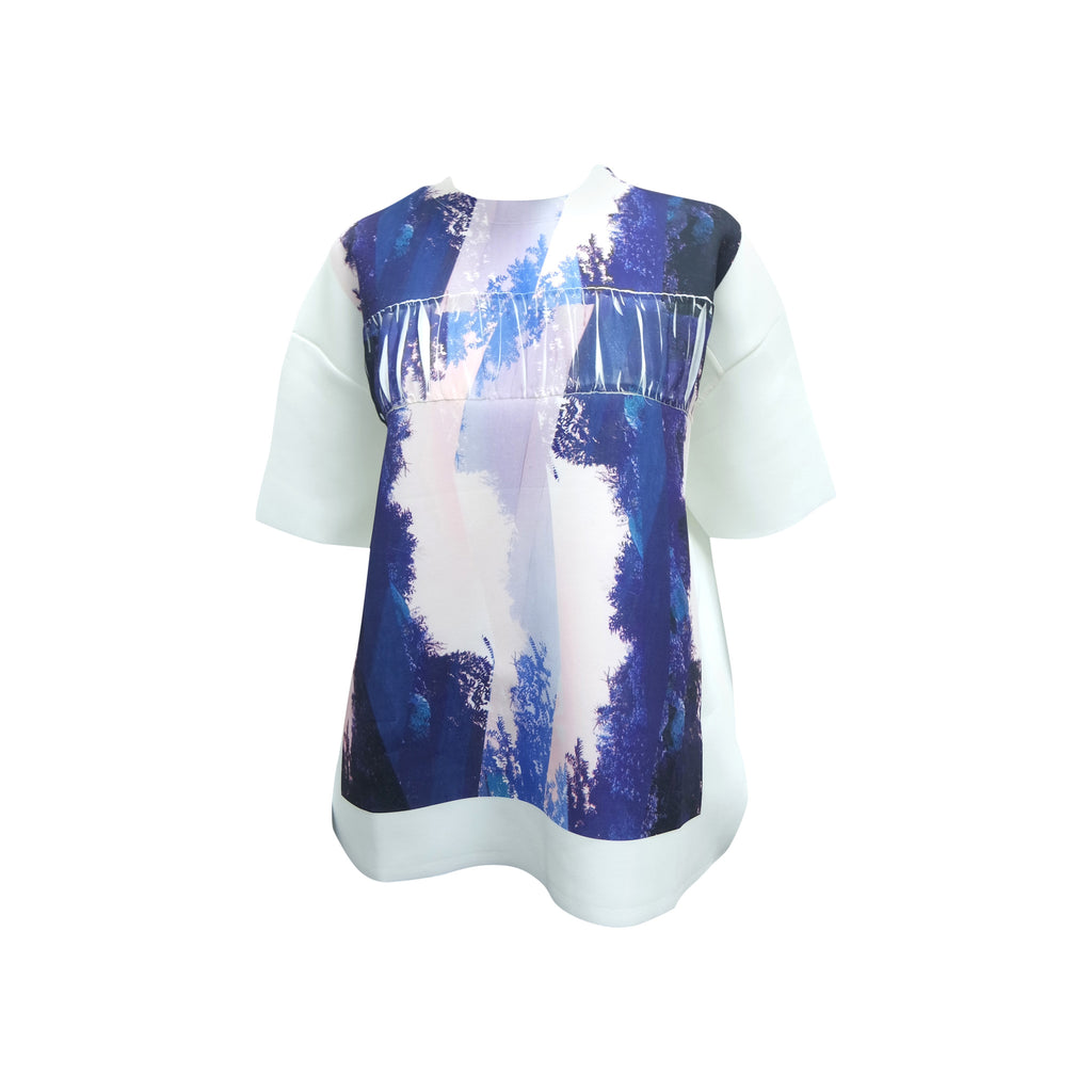 Moon Neoprene Tee