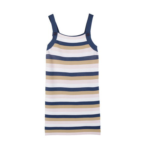 Savannah Ribbed Tank Dress