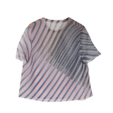 Rhapsody Digital Printed T-shirt