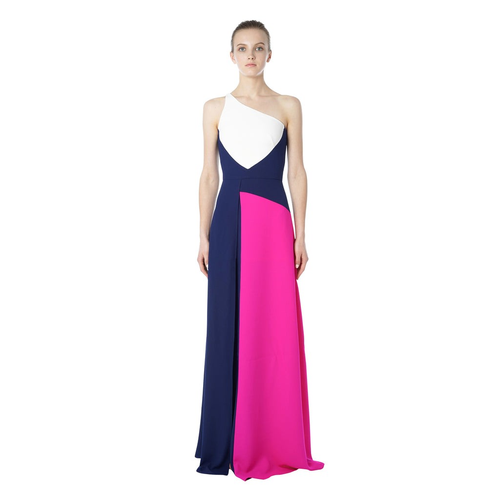 Affinity Panelled Maxi Dress