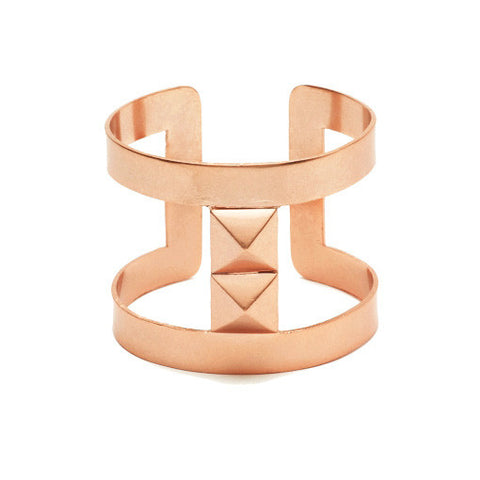 Malyn Cuff - Rose Gold