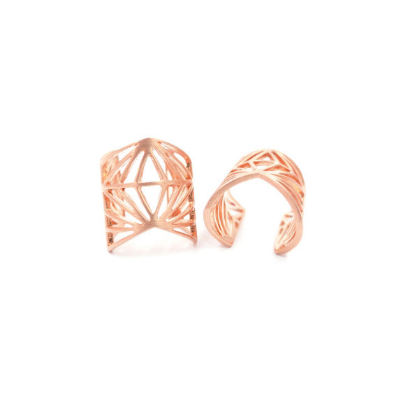 Ember Ring - Rose Gold