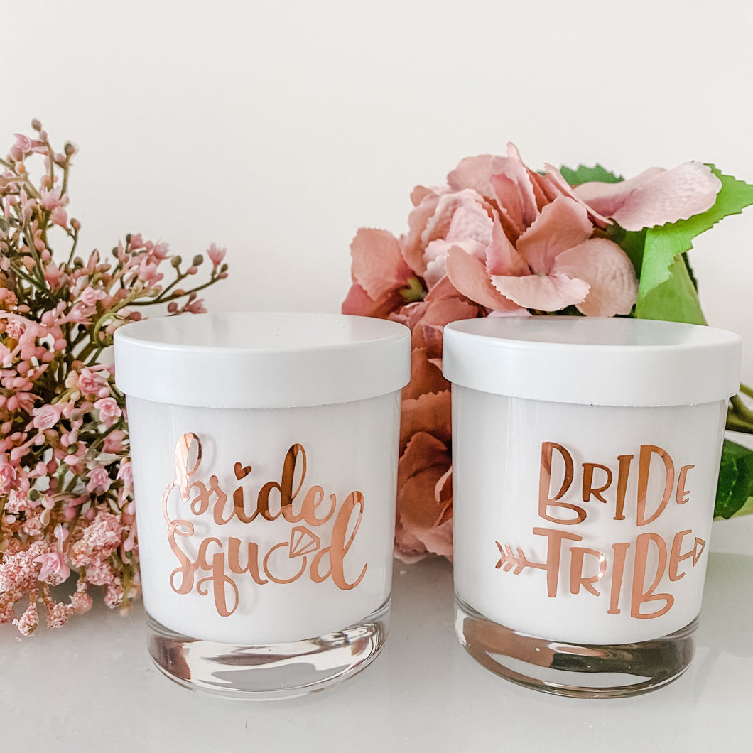 Wedding Candle | Bride Tribe | Bride Tribe Candle (Small)