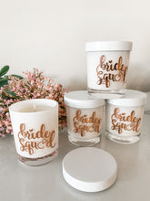 Load image into Gallery viewer, Wedding Candle | Bride Tribe | Bride Tribe Candle (Small)