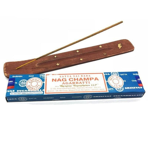 Encens Nag Champa Purification - Esoterium