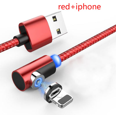 Magnetic smartphone Cable