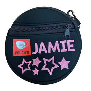 Personalized Pouch'd for Girls