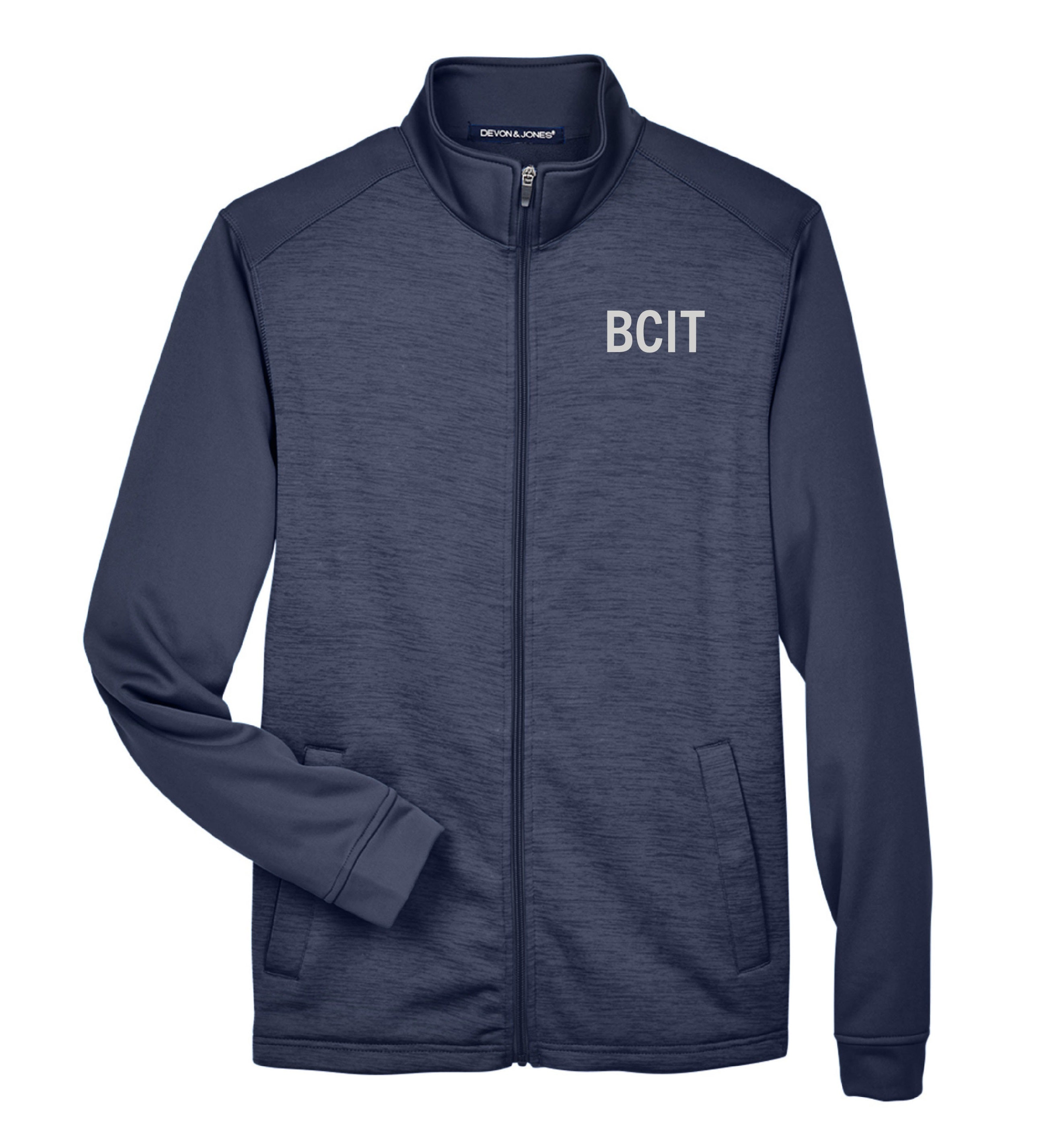 BCIT Fleece Full-Zip Jacket