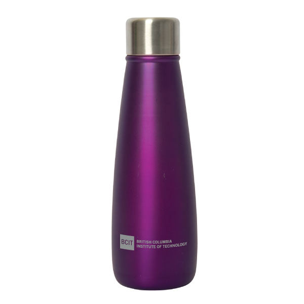 SALE 25% off  BCIT Bottle Hurricane 17oz Purple