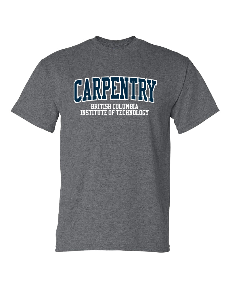 BCIT Carpentry T-shirt