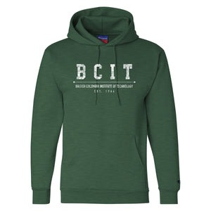 BCIT Champion Hoodie/ T-shirt Bundle