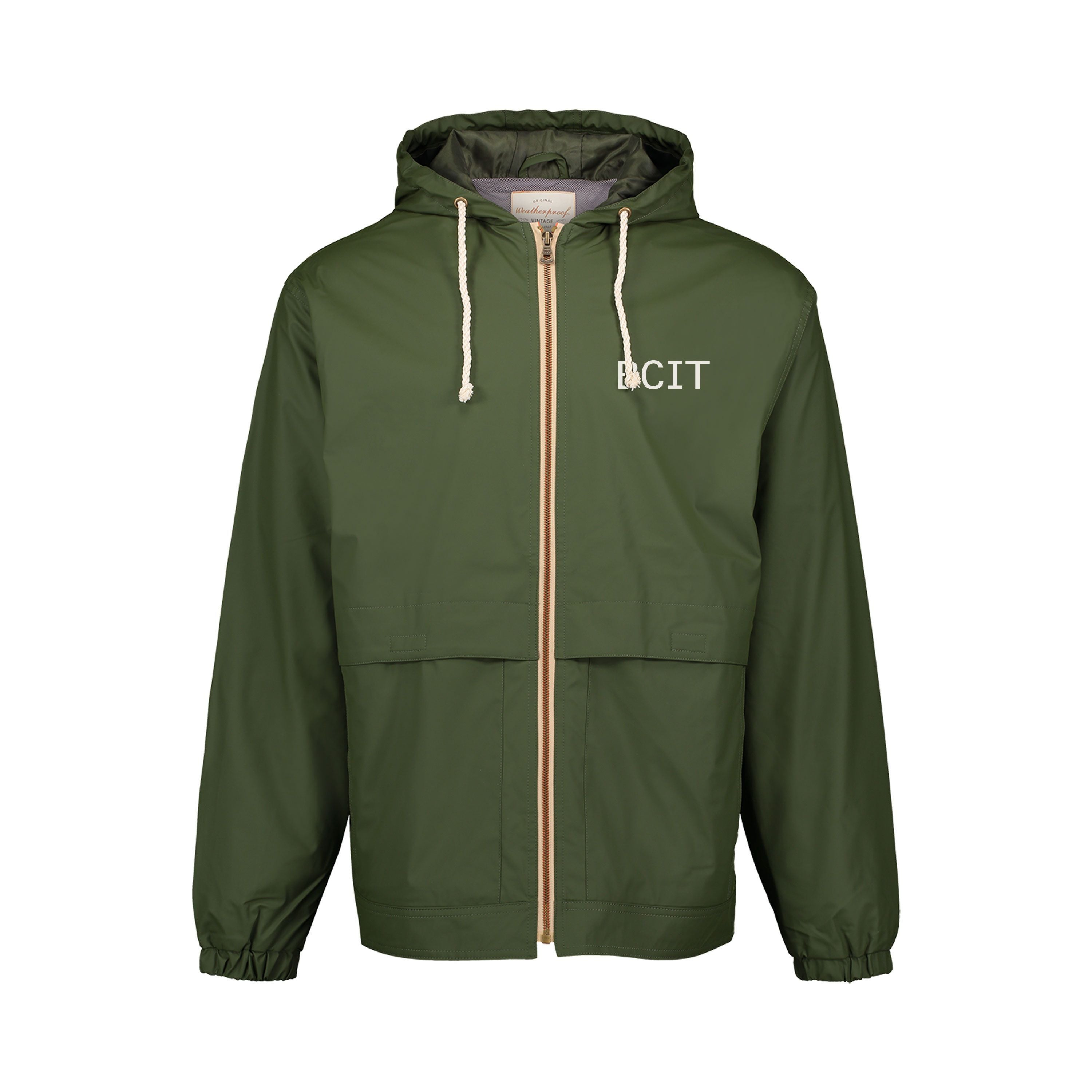 SALE 25% off  BCIT Weatherproof  Jacket