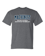 Load image into Gallery viewer, BCIT Machinist T-shirt
