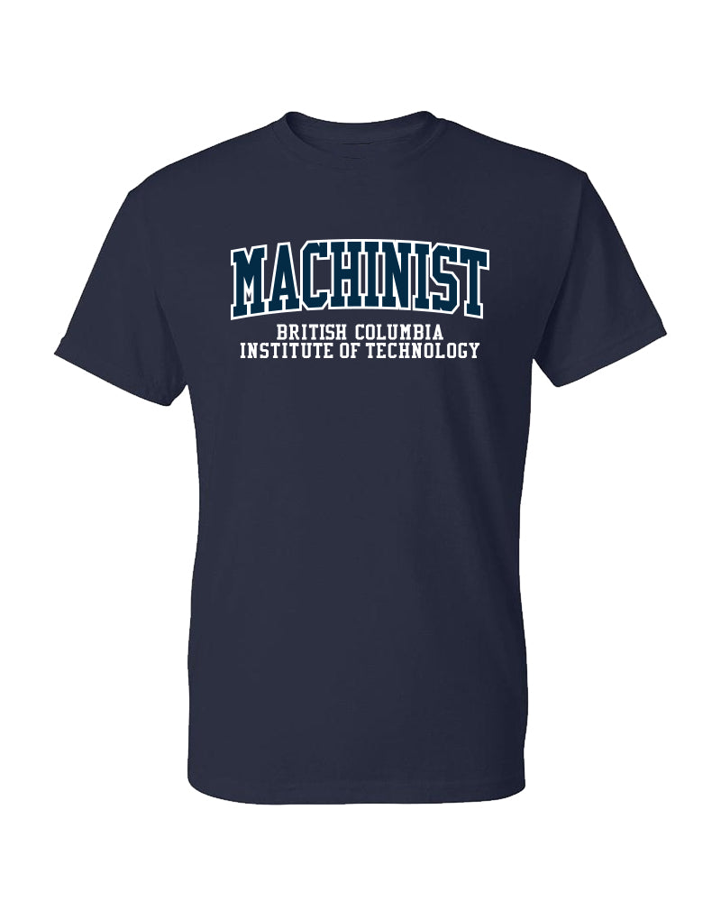 BCIT Machinist T-shirt