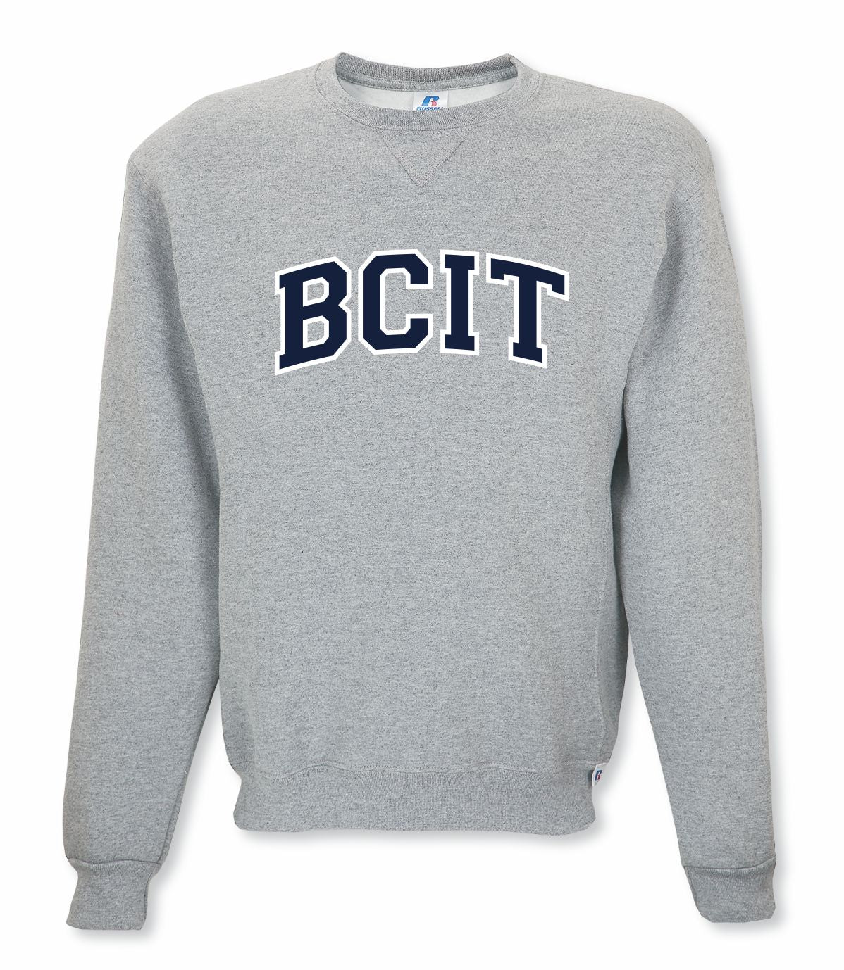 BCIT Russell Athletic Crew - Twill