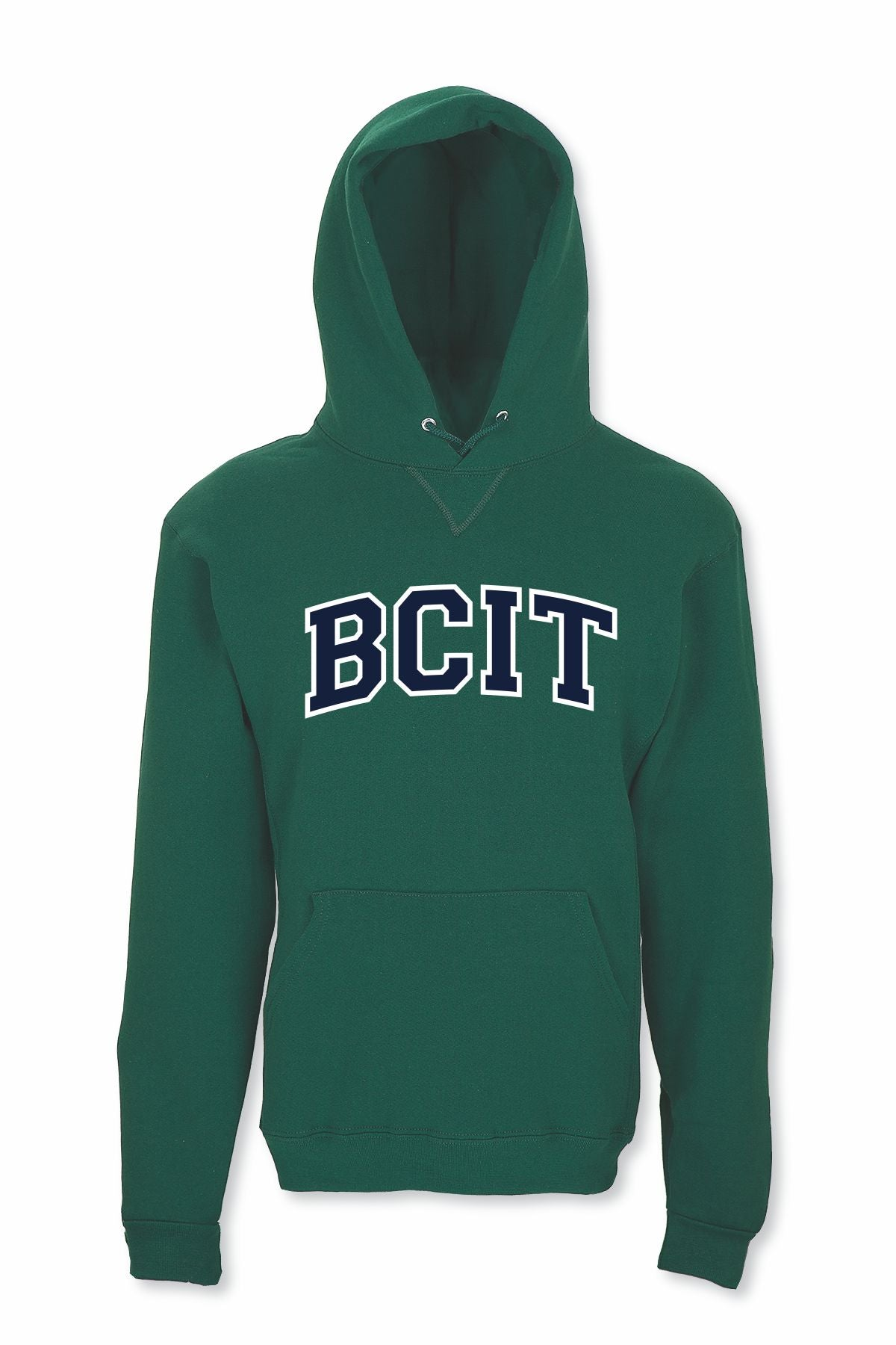 BCIT Russell Athletic Hood - Silk