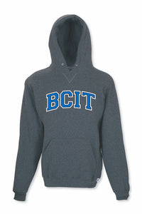 BCIT Russell Athletic Hood - Twill