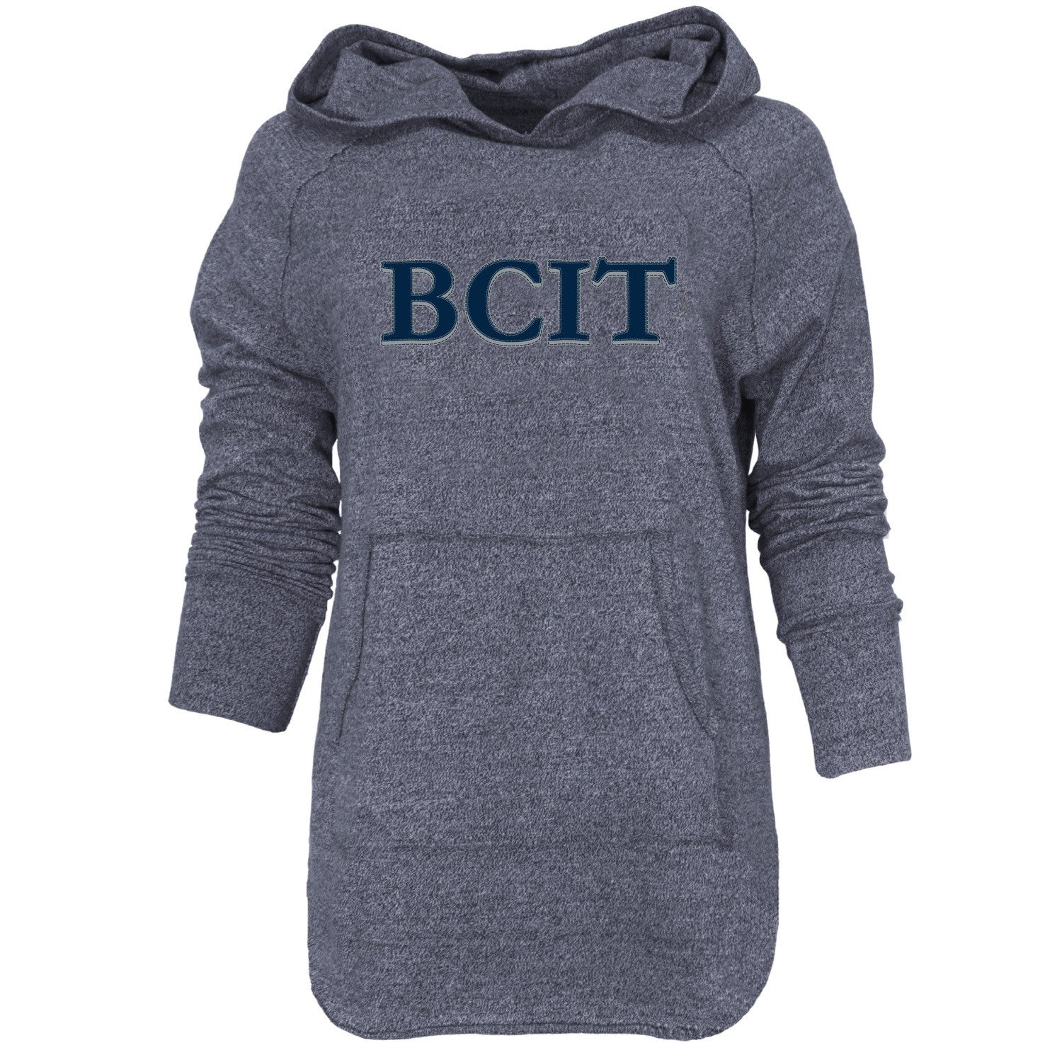 SALE 25% off  BCIT Ladies' Twisted Yarn Hoodie