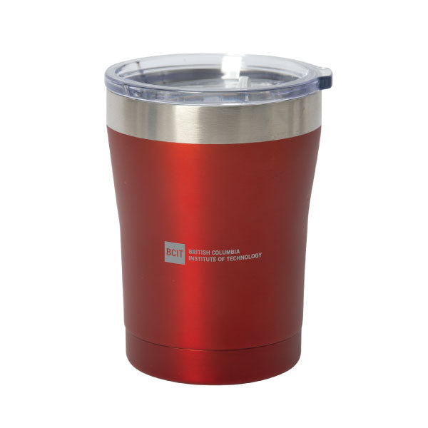 BCIT Mug Travel Monaco10oz Red