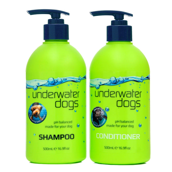 Dog Shampoo & Conditioner Combo 16.9floz