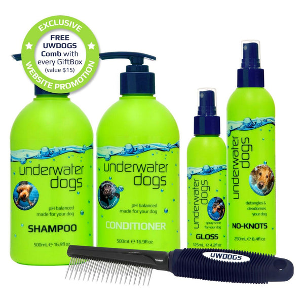 Deluxe Dog Grooming Pamper Pack 16.9floz