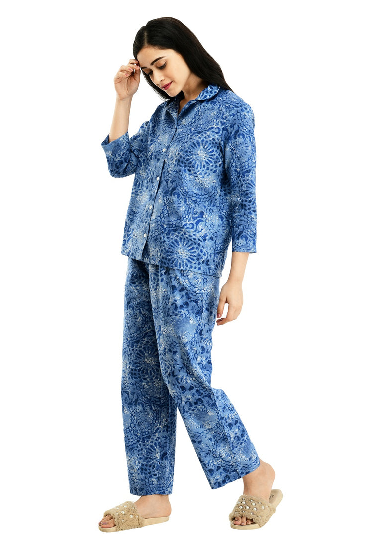 Printed Night Suit#4