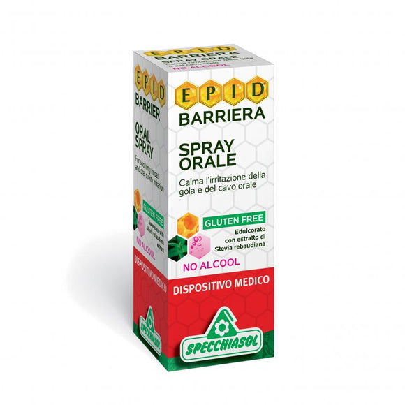 Epid spray orale no alcool CE