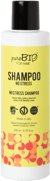 Shampoo no stress