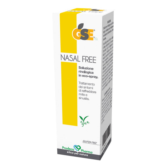 Gse nasal free CE