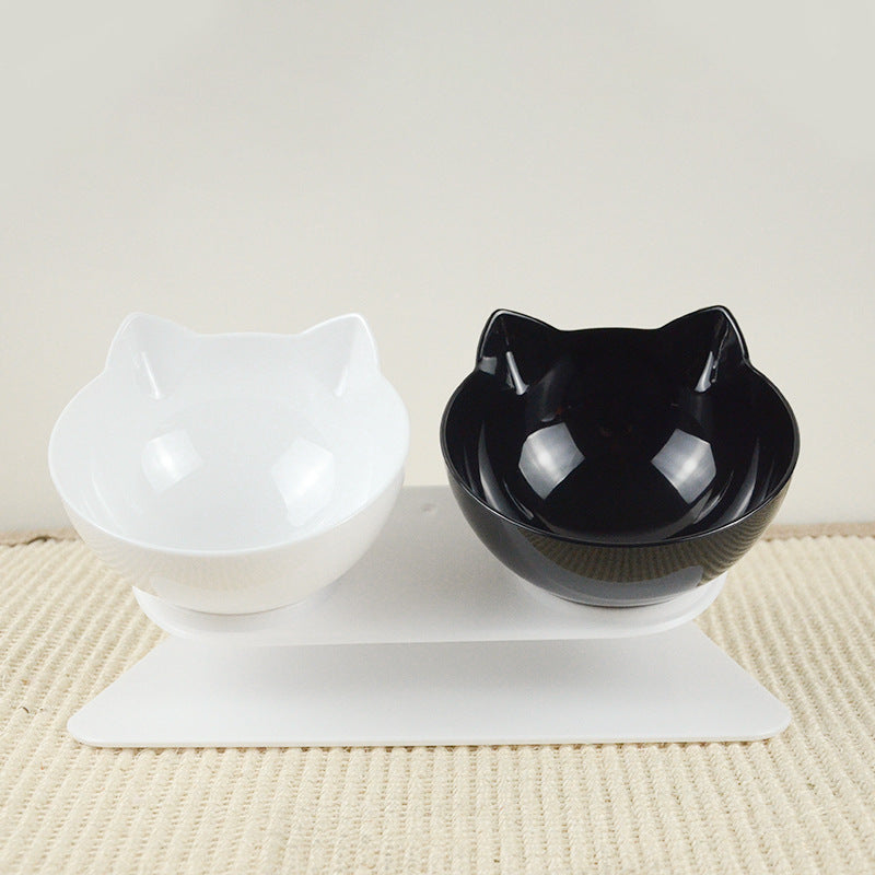 SAINT N MIKE Anti Choke Cat Bowl