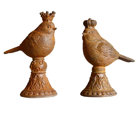 Cast Iron Royal Birds